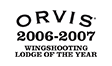 Orvis 2006-2007 Wingshooting Lodge of the Year